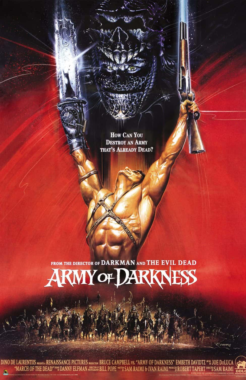 Horror Movie Review: Army of Darkness (1992)