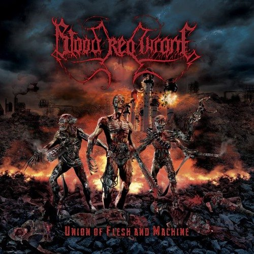 Album Review: Blood Red Throne – Union of Flesh and Machine (Candlelight Records)