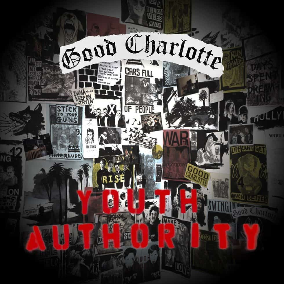 Album Review: Good Charlotte – Youth Authority (MDDN)