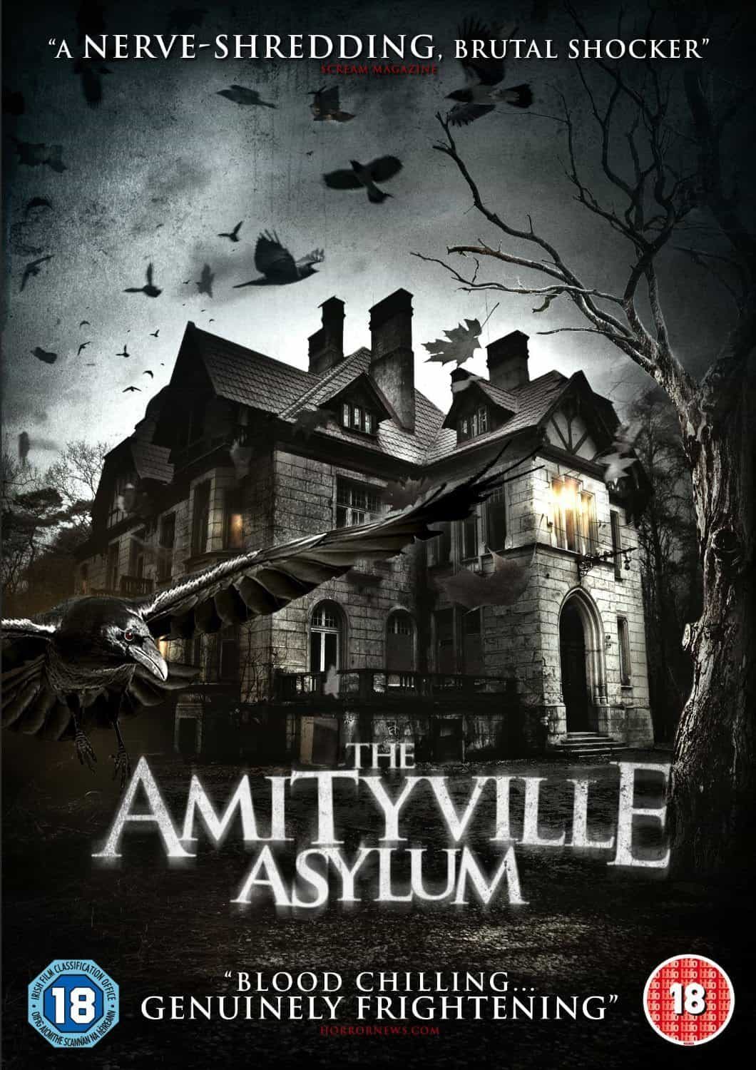 Horror Movie Review: The Amityville Asylum (2013)