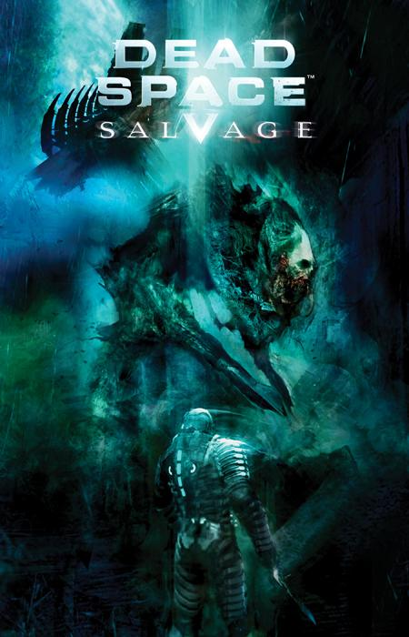Comic Book Review: Dead Space Salvage