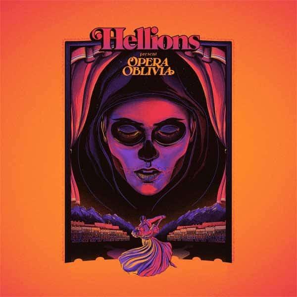 Album Review: Hellions – Opera Oblivia (UNFD)
