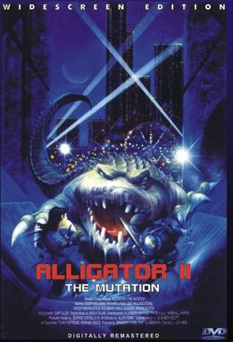 Horror Movie Review: Alligator 2 – The Mutation (1991)