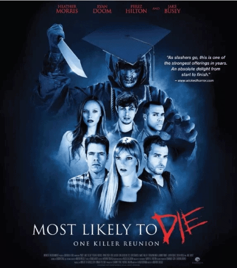 Horror Movie Review: Most Likely To Die (2016)