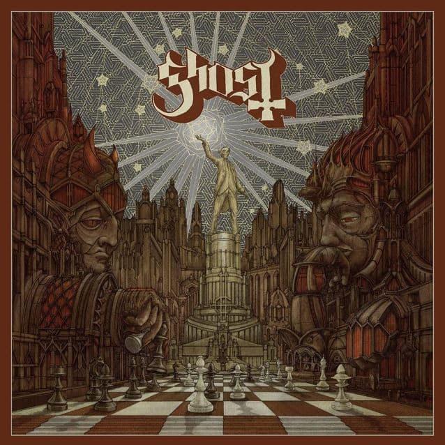 EP Review: Ghost – Popestar (Loma Vista Recordings)