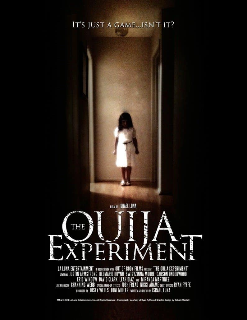 Horror Movie Review: The Ouija Experiment (2011)
