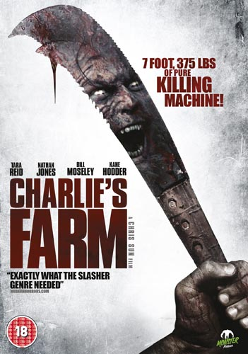 Horror Movie Review: Charlie's Farm (2014)