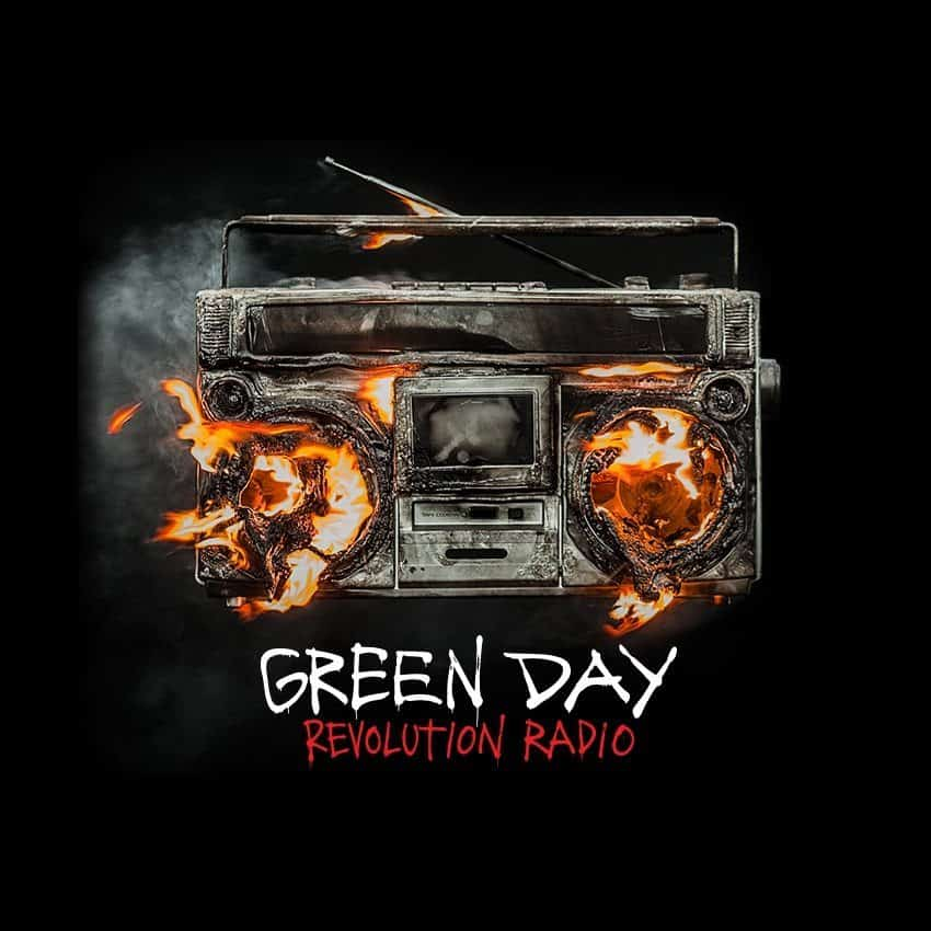 Album Review: Green Day – Revolution Radio (Reprise Records)