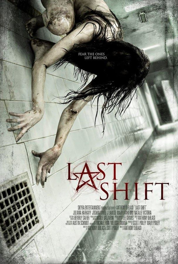Horror Movie Review: Last Shift (2014)