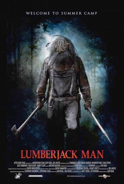 Horror Movie Review: Lumberjack Man (2015)