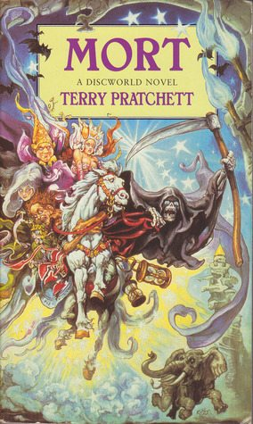Discworld Series Review: Mort (Terry Pratchett)