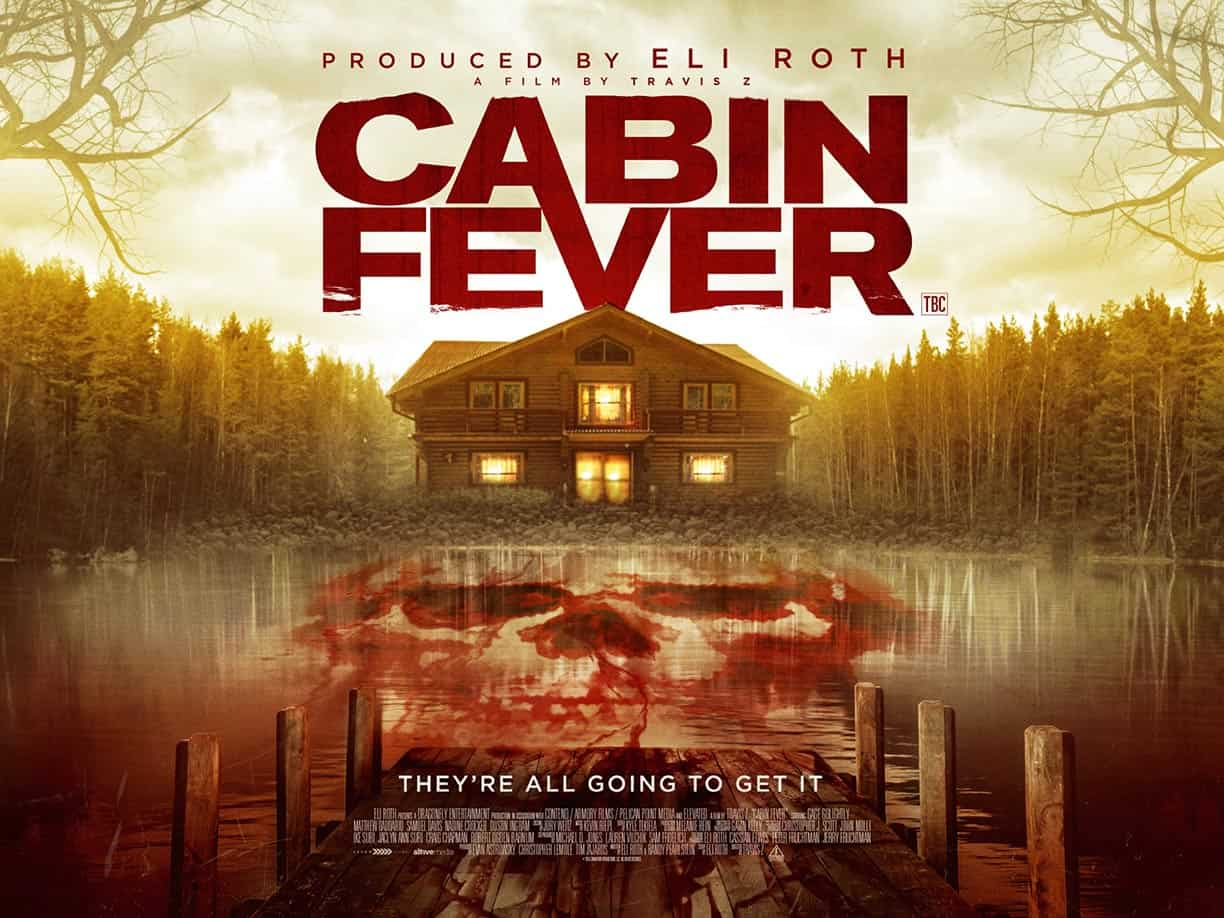 Horror Movie Review: Cabin Fever – Remake (2016)