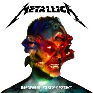 Album Review: Metallica – Hardwired…to Self-Destruct (Blackened Recordings)
