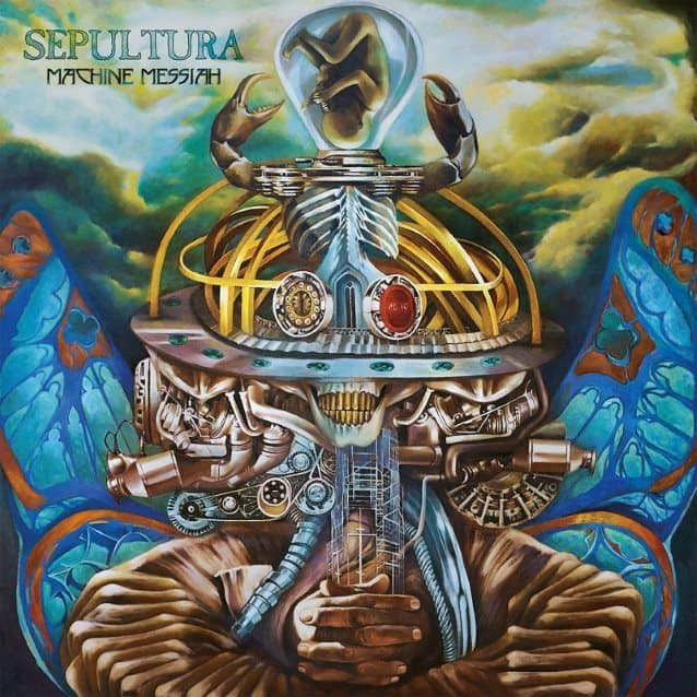 Single Review – I Am the Enemy by Sepultura (Machine Messsiah)