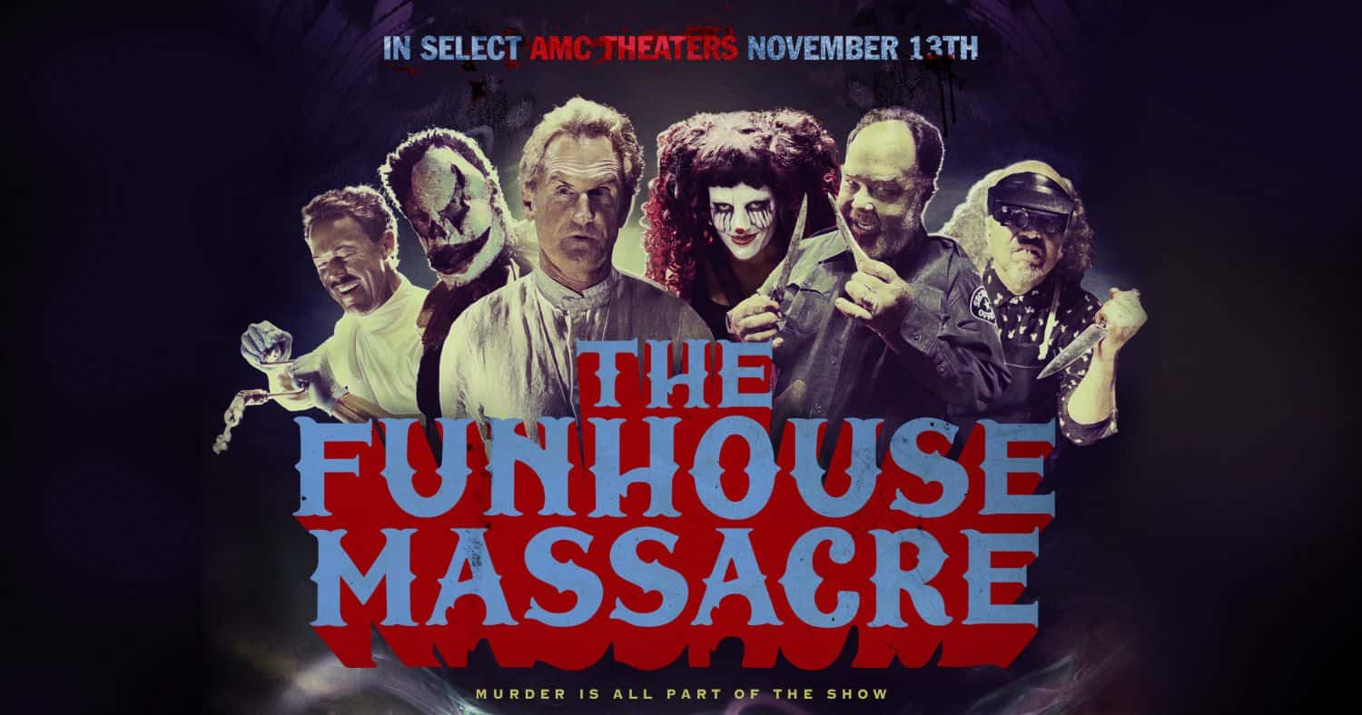 Horror Movie Review: The Funhouse Massacre (2015)