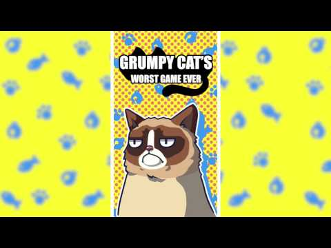 Game Review: Grumpy Cat's Worst Game Ever (Mobile – Free to Play)