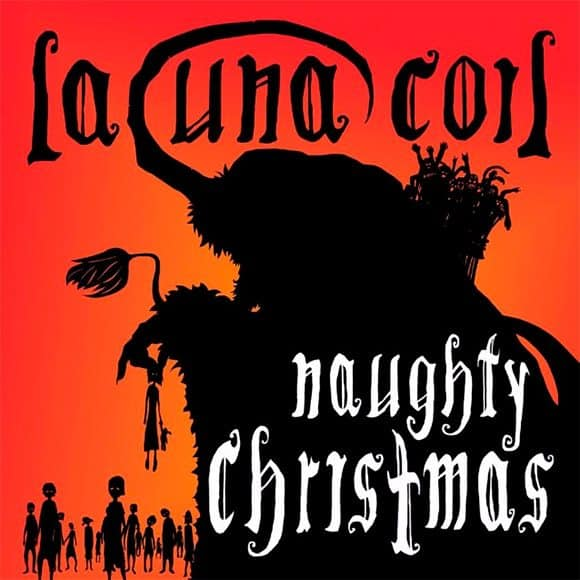 Single Slam – Naughty Christmas by Lacuna Coil