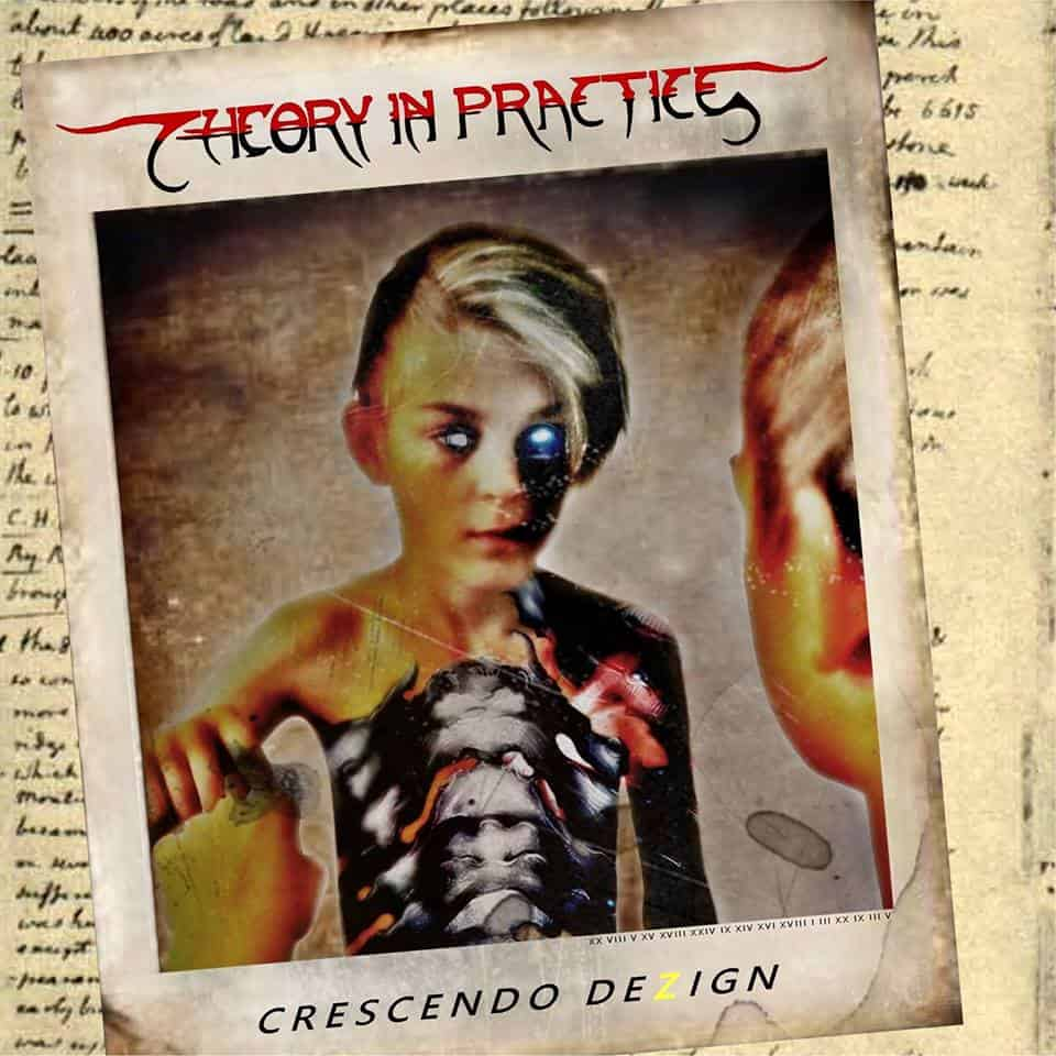 EP Review: Theory In Practice – Crescendo Dezign (Listenable Records)