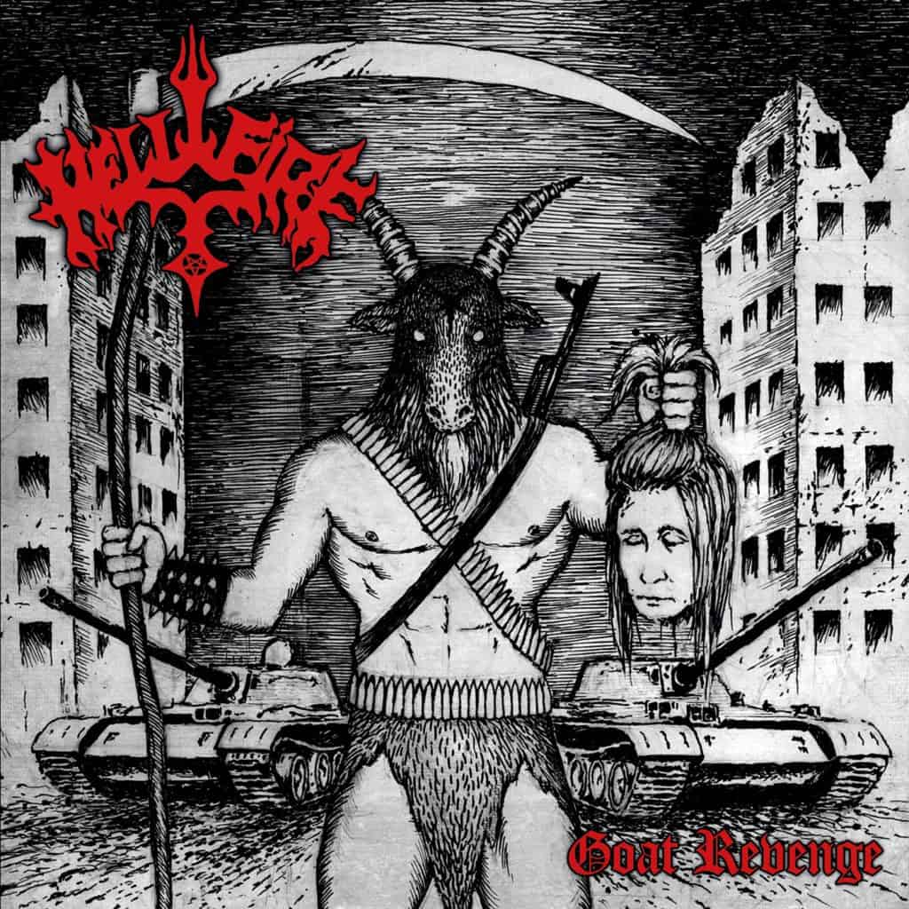 Hellfire Cover EP