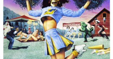 Cheerleader Camp Main Cover
