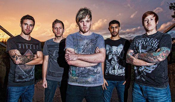 Raven Age Band Pic