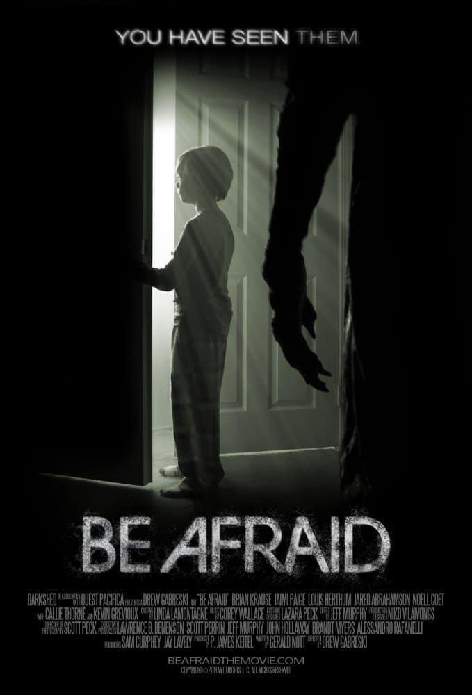 Be Afraid 3