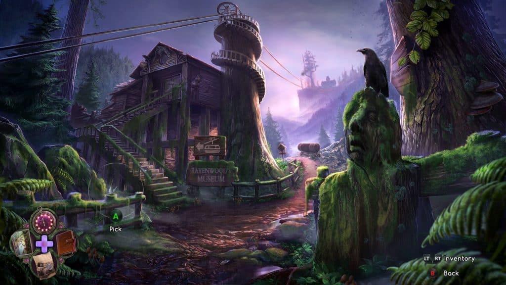 The Mists of Ravenwood 2