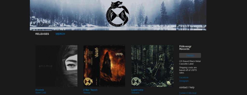 Folkvangr Records 2