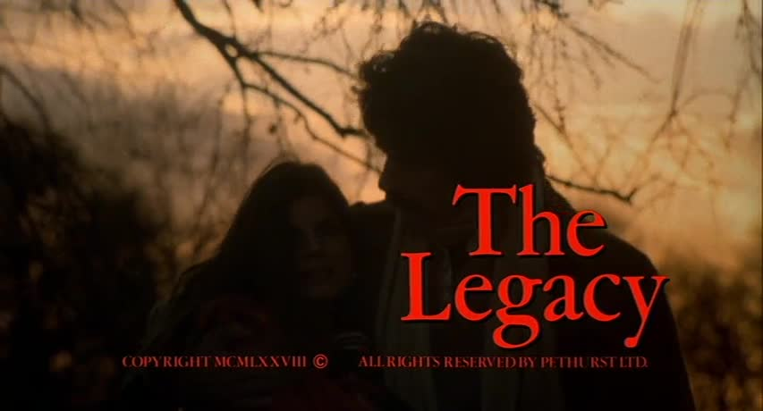 Horror Movie Review The Legacy 1978 Games Brrraaains A Head