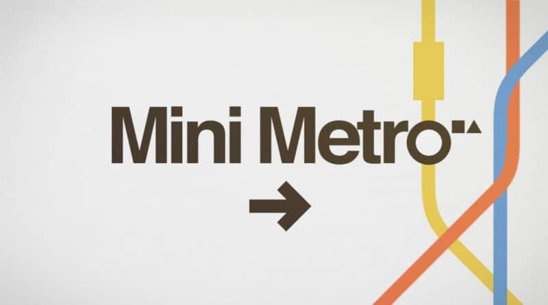 Mini Metro 5