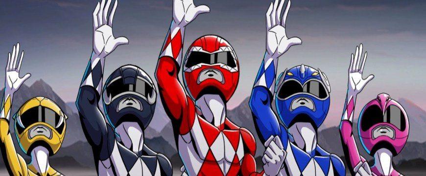 Power Rangers 7