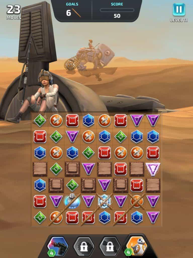 Puzzle Droids 6