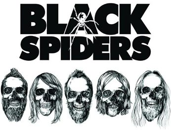 Black Spiders 5