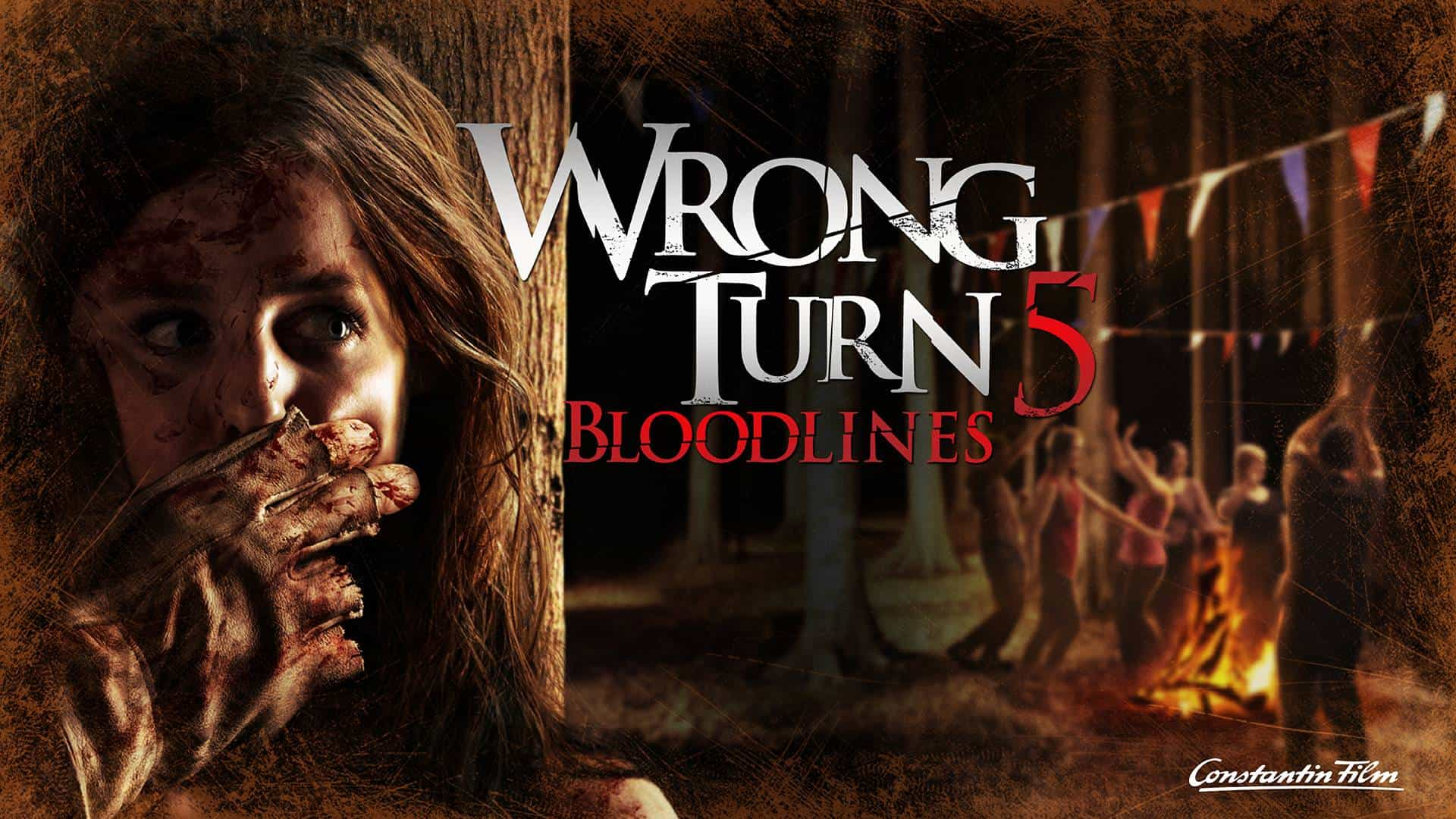 horror movie review wrong turn 5 bloodlines 2012