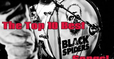 Black Spiders 6