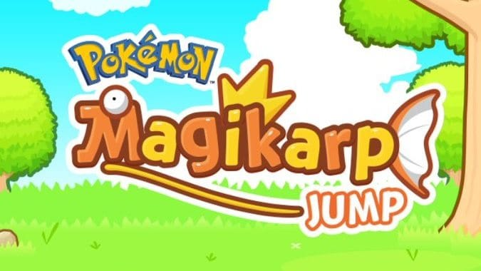 Game Review Pokemon Magikarp Jump Mobile Free To Play Games
