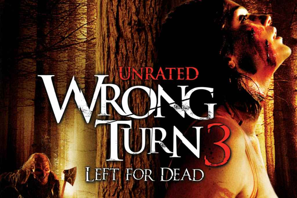 Wrong Turn 3 7  C2 B7 Horror Reviews 2009