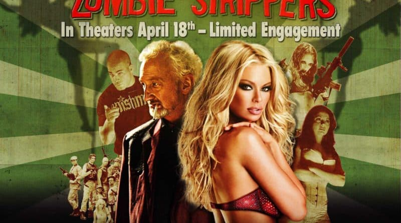 Zombie Strippers 1