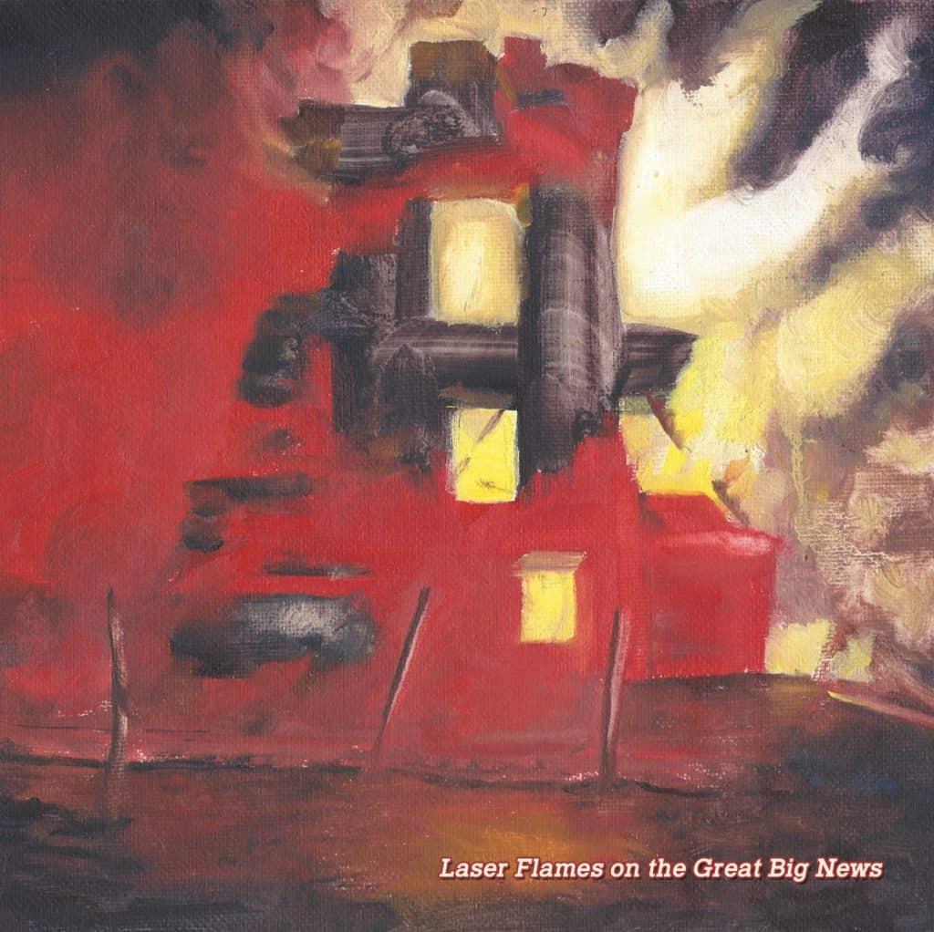 Laser Flames 2