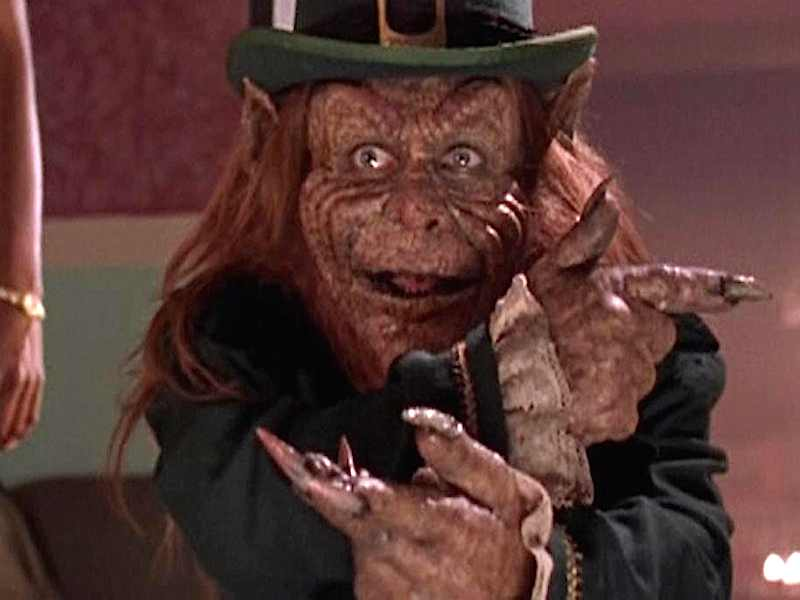 Horror Movie Review Leprechaun In The Hood 2000 Games Brrraaains A Head Banging Life