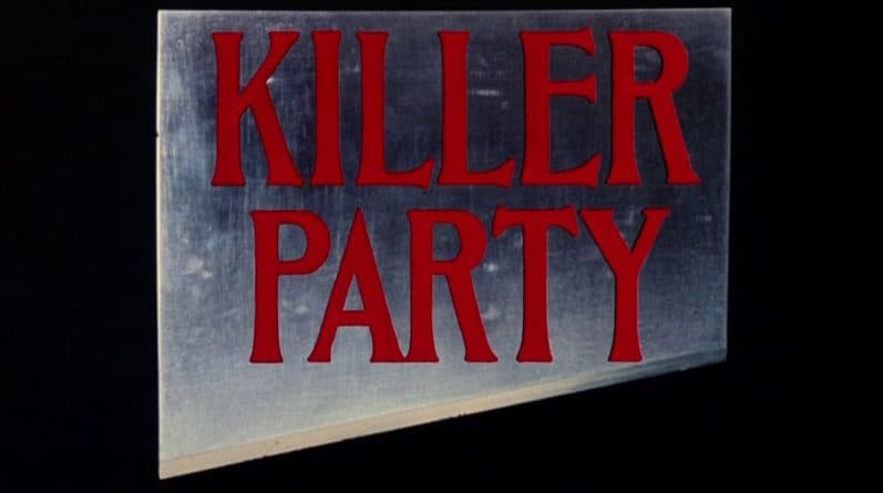 Killer Party 7