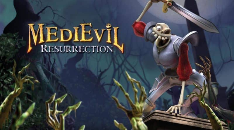 Medievil Resurrection 1