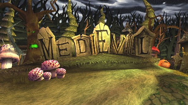 Medievil Resurrection 3