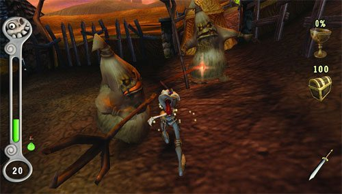 Medievil Resurrection 9