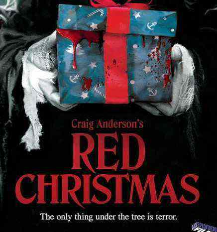 Horror Movie Review Red Christmas 2017 Games