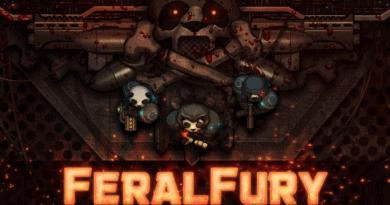 Feral Fury 1