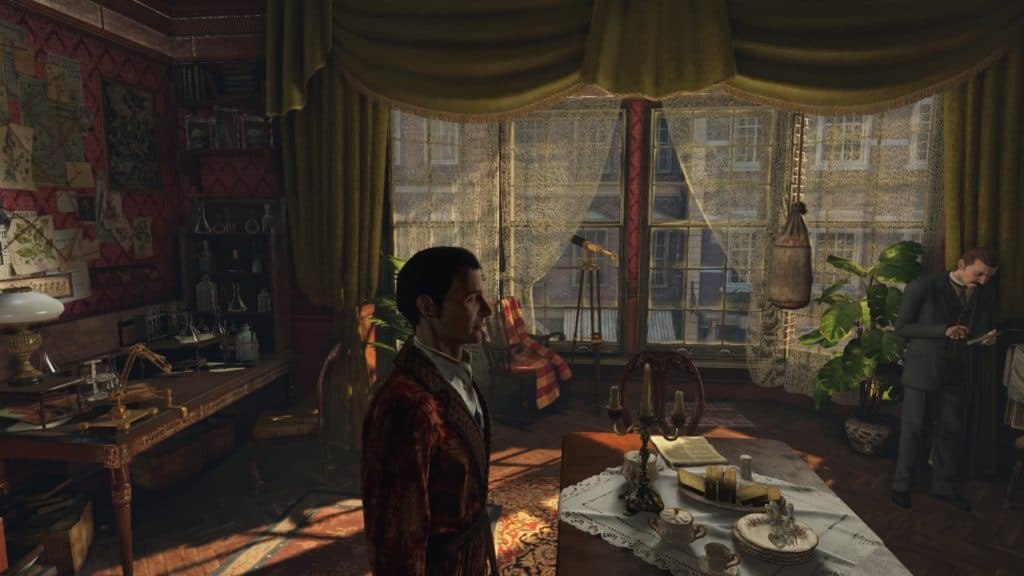 Game Review: Sherlock Holmes: Crimes & Punishments (Xbox One