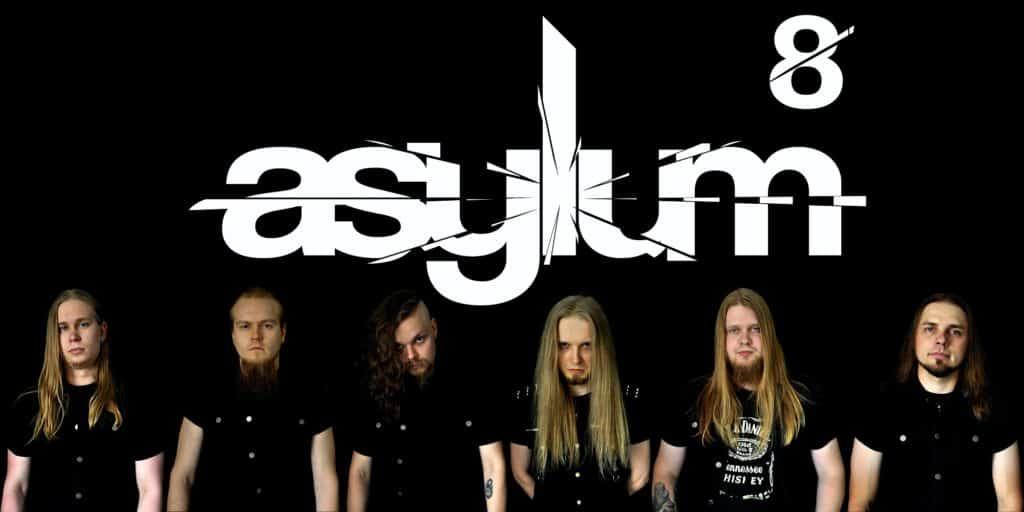 Asylum 8 1