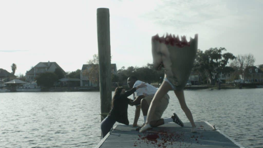 Zombie Shark 4
