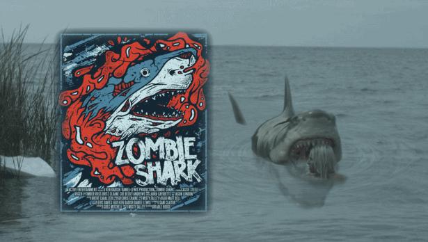 Zombie Shark 1
